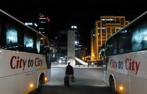 مواصلات مدينة كيب تاون جنوب افريقيا