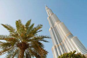 برج خليفةأفضل مناطق ترفيهية في دبي