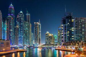 خور دبي مقدم من شركة إعمار العقارية
