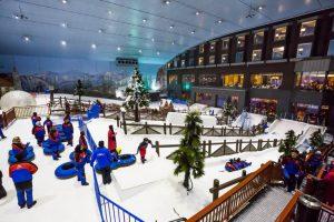 سكي دبي ski Dubai