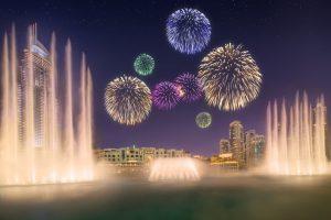 احتفالات عروض اليوم الوطني الاماراتي