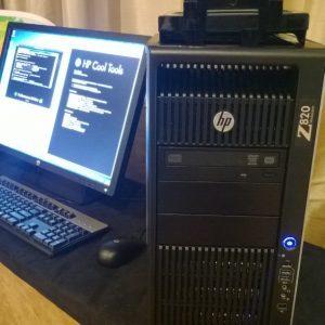 كمبيوتر hp استيراد