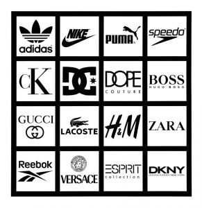 اشهر اسماء ماركات ملابس عالمية