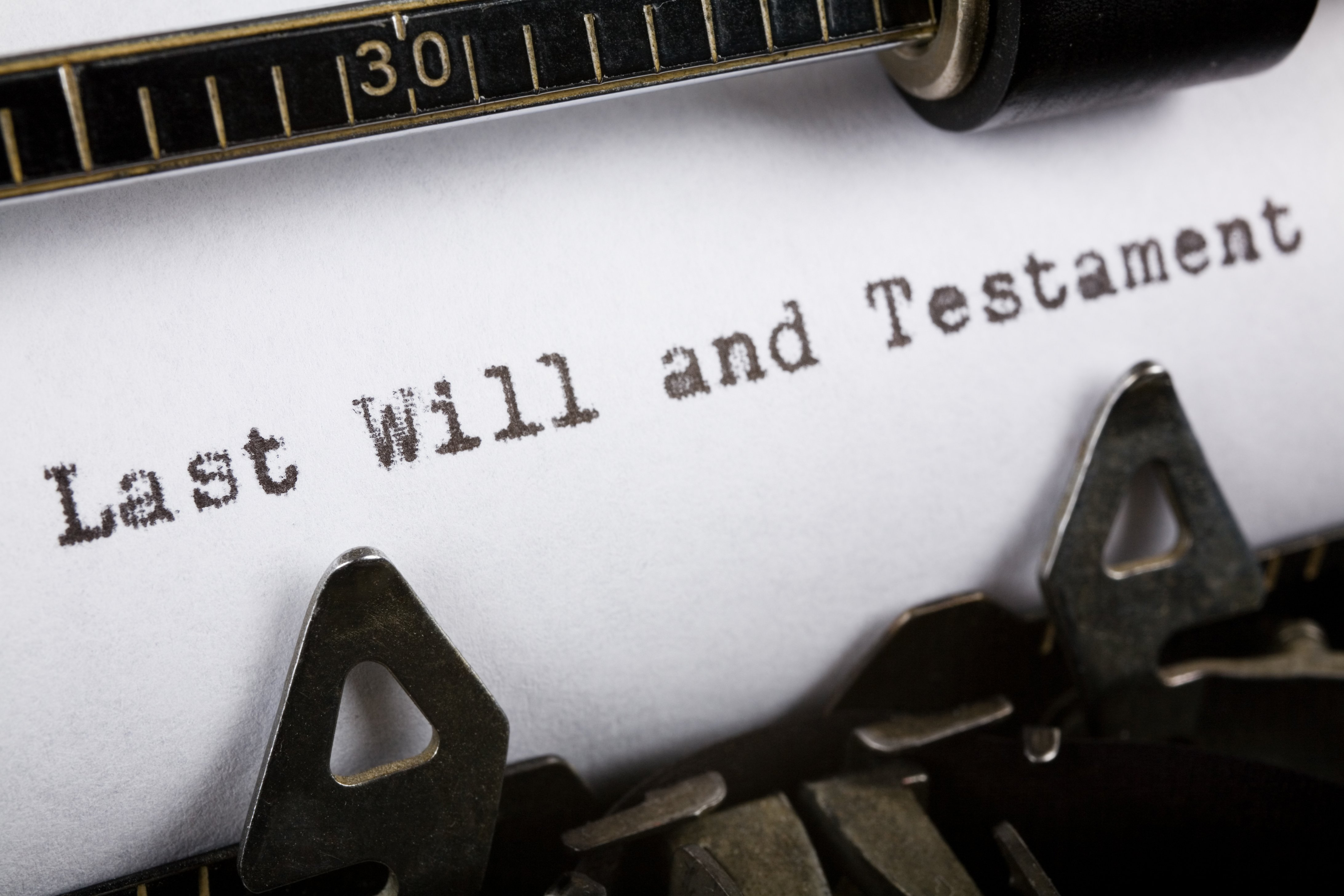 Are There Different Types Of Wills