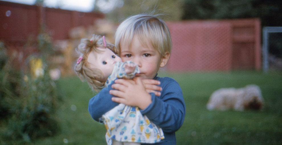 Lalka dla chłopca