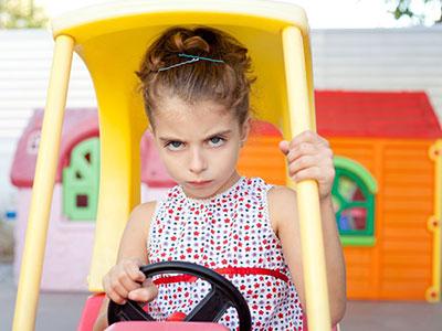 samochodzik dla dziewczynki
