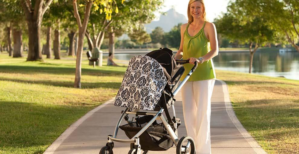 Wózek dziecięcy. Jaki wybrać rodzaj amortyzacji w wózku dla dziecka?