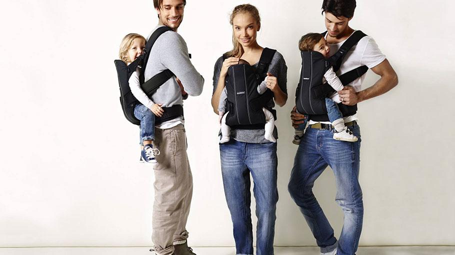 Dlaczego warto kupić nosidełko ergonomiczne dla dziecka?