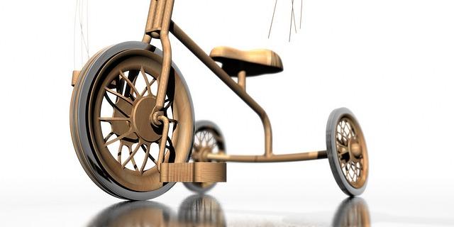 Rowerek trójkołowy – pierwszy rower Twojego malucha