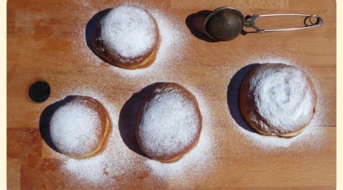Pfannkuchen / Berliner / Krapfen – was auch immer!