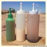 Pfannkuchen Spritzflaschen http://www.kochen-und-backen-im-wohnmobil.de