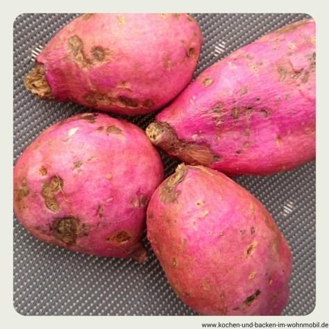 gebackene Süßkartoffel www.kochen-und-backen-im-wohnmobil.de