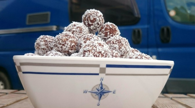 Chokladbollar: Schwedische Schokoladenbälle