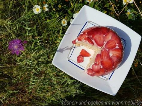 Charlotte aux fraises kochen-und-backen-im-wohnmobil.de