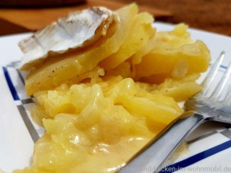 Camembert Tartiflette