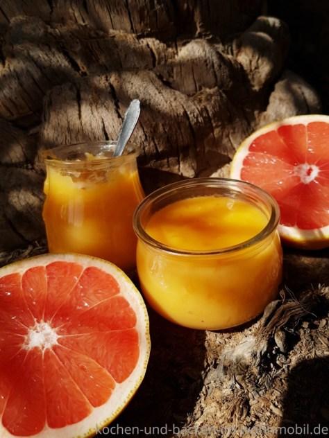 Grapefruit oder Pampelmusen Curd  kochen-und-backen-im-wohnmobil.de
