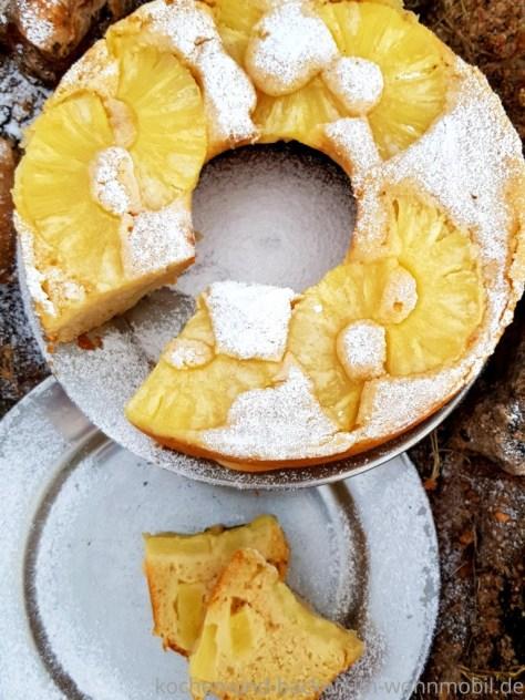 Omnia Kuchenrezept: Ananaskuchen kochen-und-backen-im-wohnmobil.de