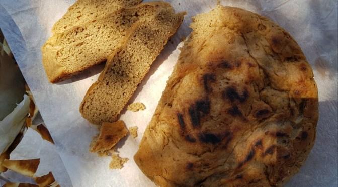 Topfbrot: Roggenbrot im Topf backen ohne Ofen