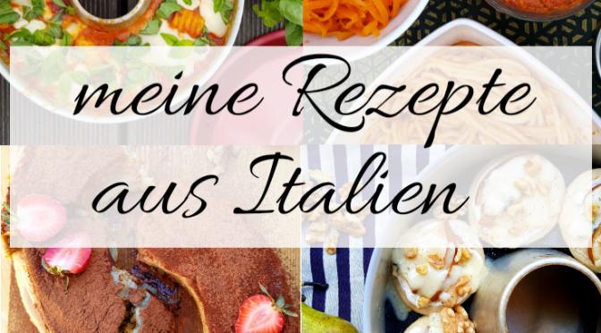 Rezepte aus Italien