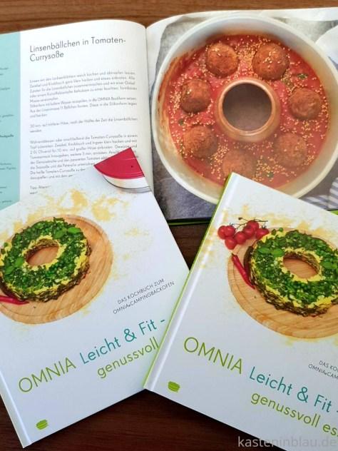 Gesunde Rezepte für den OMNIA Backofen. Mein Kochbuch.