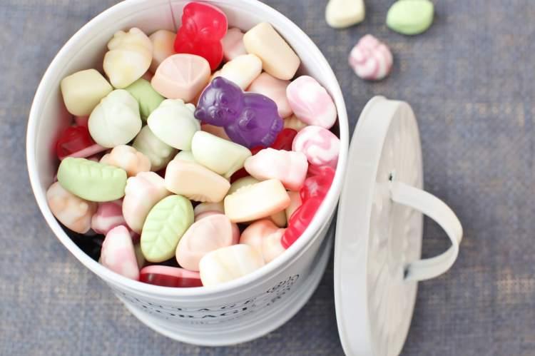 Kinder & Süßigkeiten – wie oft & wie viel?