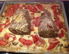 Tomaten-Pilz-Chutney