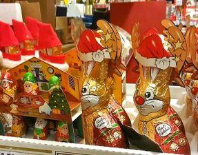 Weihnachtsahase
