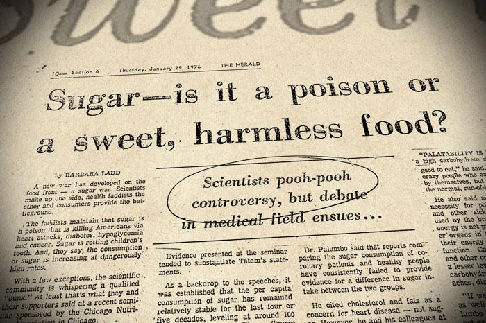 Sugar is a poison - www.kochhelden.tv