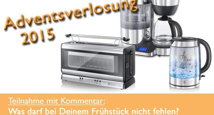 Gewinnspiel Russell Hobbs - www.kochhelden.tv