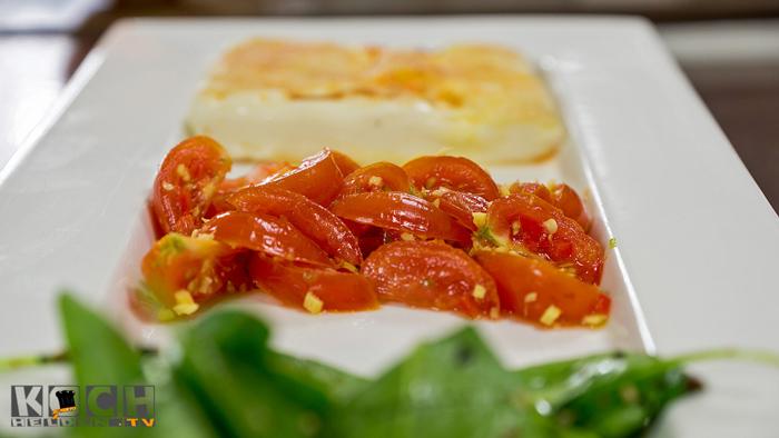 Tomatensalsa, Schafskäse - www.kochhelden.tv
