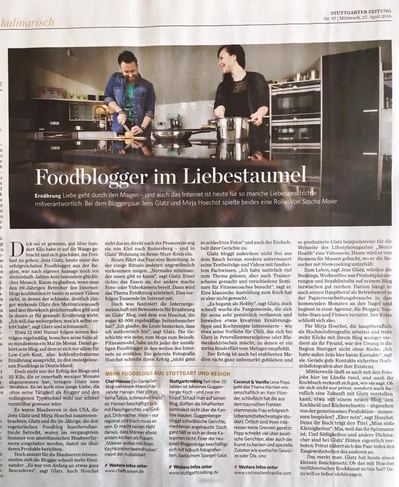 Foodblogger Stuttgart