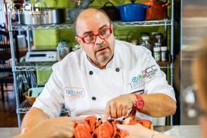 Alain Boss -the kilted Chef - www.kochhelden.tv