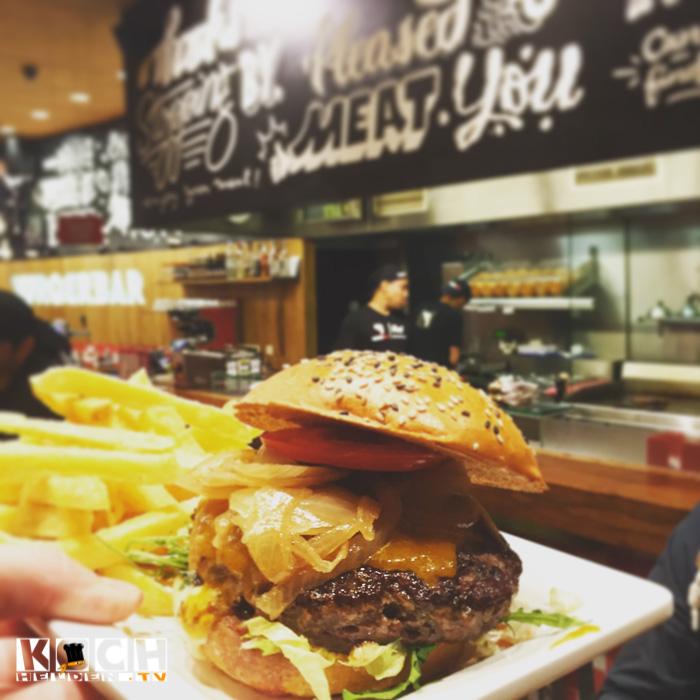 Burger Bar Amsterdam - www.kochhelden.tv