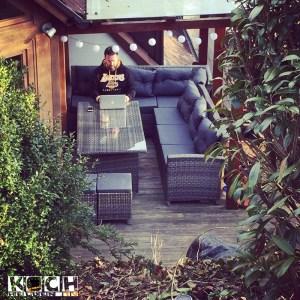 Terrasse - www.kochhelden.tv