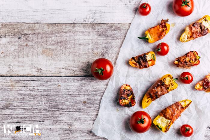 BBQ-Peppers - www.kochhelden.tv