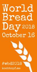 World Bread Day, October 16, 2018