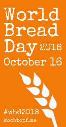 World Bread Day, October 16, 2018