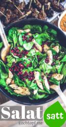 Blog-Event CLIV - Salat satt (Einsendeschluss 15. Juli 2019)