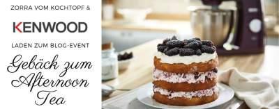 Blog-Event CLVI - Gebäck zum Afternoon Tea zum 15. Blog-Geburtstag (Einsendeschluss 15. September 2019)