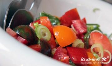 Rezept Tomatensalat