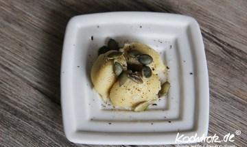 Hirse-Gnocchi ohne Ei und glutenfrei