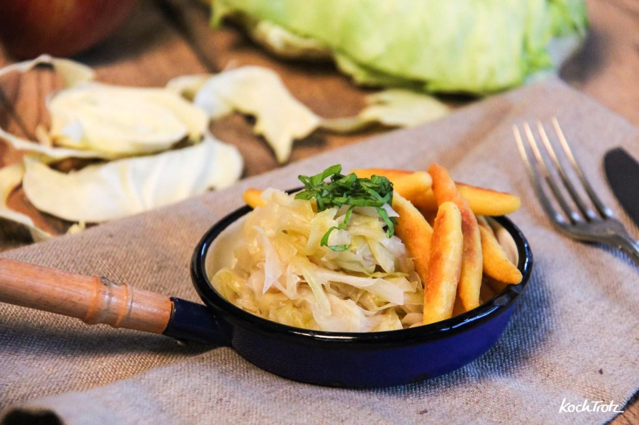 Express-Sauerkraut selbst herstellen
