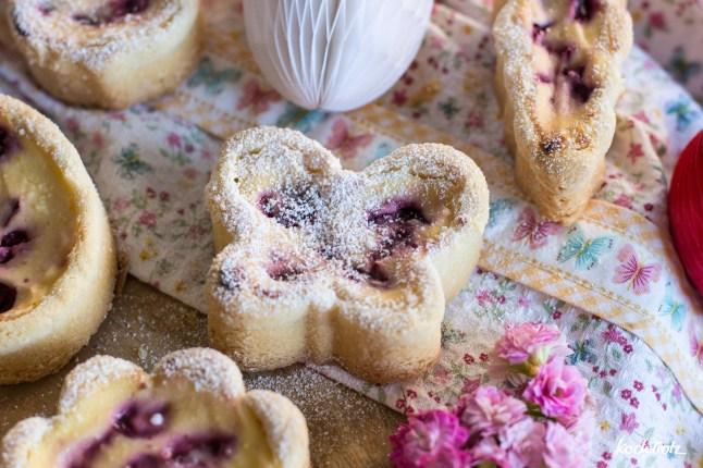 Ostergebäck | Mini-Cheesecakes | glutenfrei | laktosefrei | KochTrotz