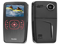 Kodak Zx1 Pocket Video Camera Software