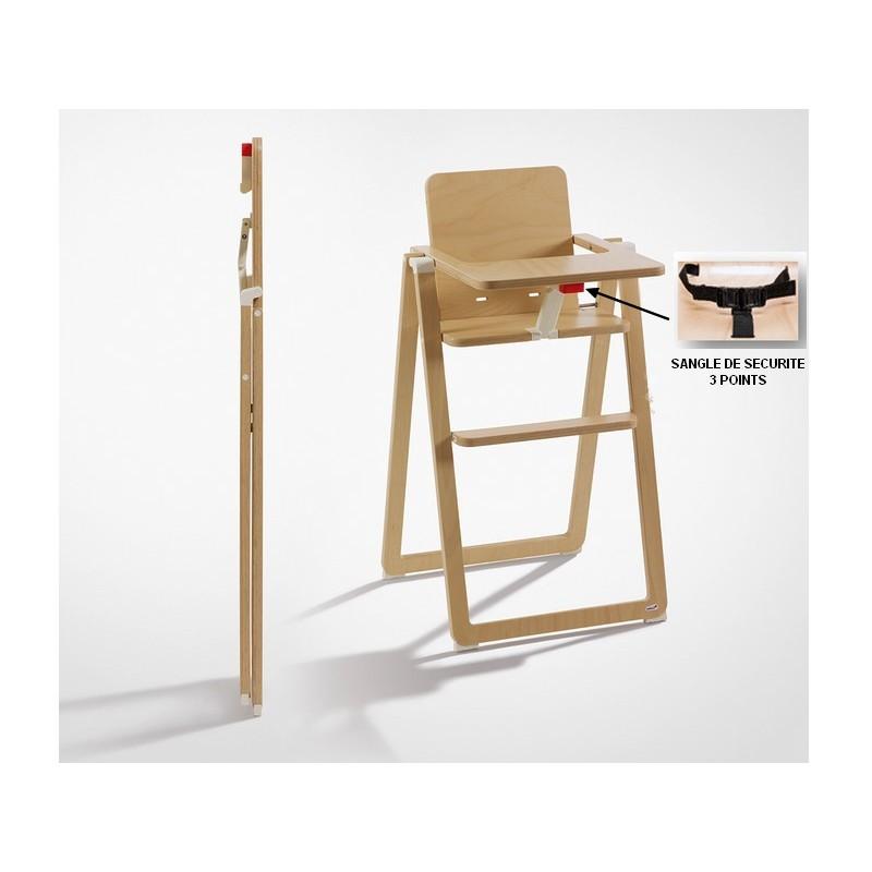 kodif puericulture chaise pliante supaflat pro