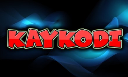 KAYKODI 1.0 – CUSTOM KODI BUILD