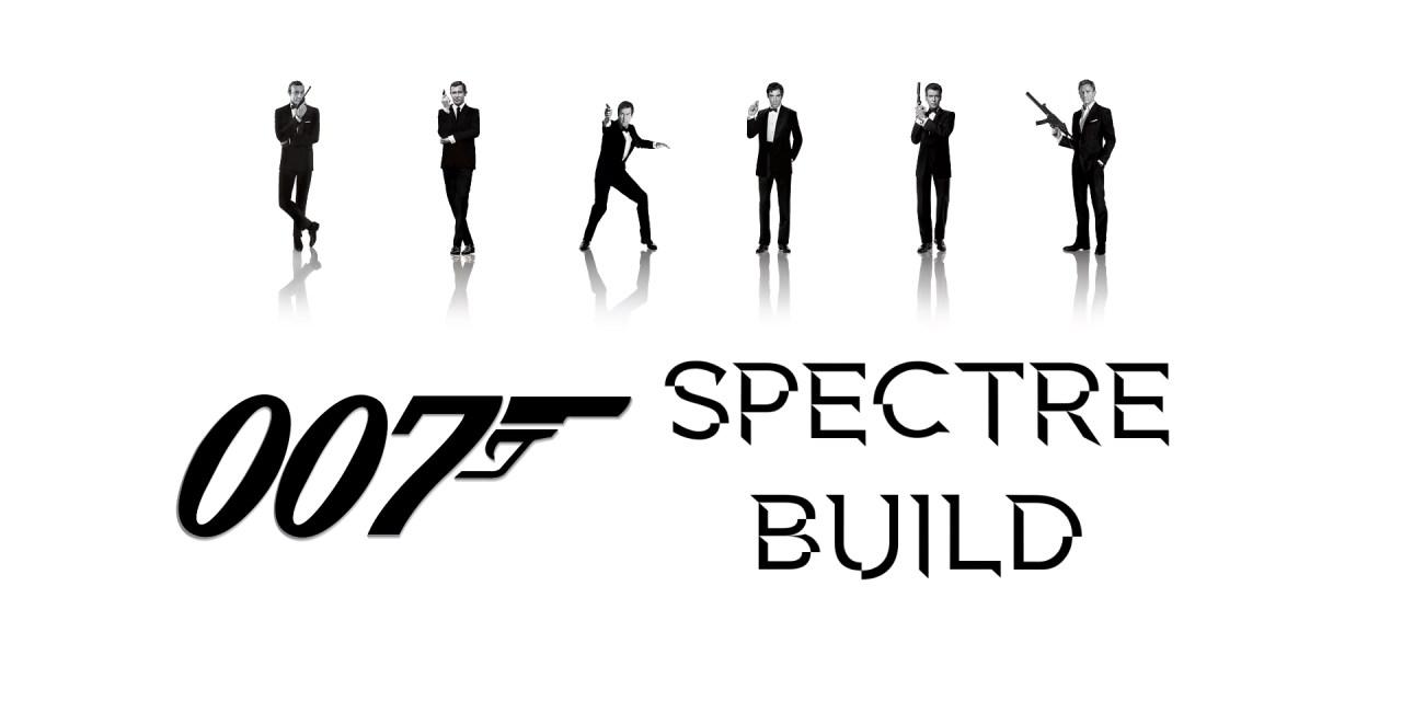 007 SPECTRE BUILD – CUSTOM KODI BUILD