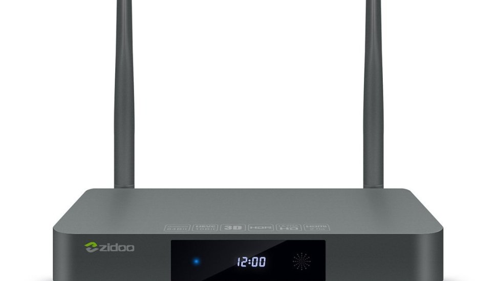 Zidoo X9S Android 6 0 TV Box OpenWRT(NAS) - KodiMaster