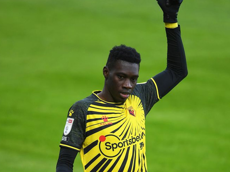 West Ham United eye £30m move for Watford winger Ismaila Sarr