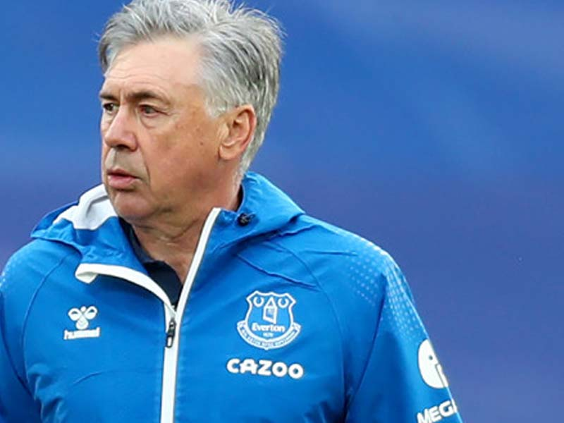 Ancelotti names the two Everton stars who Wolves couldn't handle